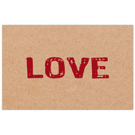 Sweet Addiction gift card gift tag love