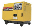 6500 Watt Silent Diesel Generator  *CALL FOR FREIGHT QUOTE ON THIS ITEM*