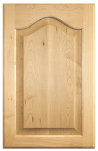 Maple Raised Panel with Cathedral