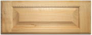 Maple 5-Piece Raised Panel Drawer Front