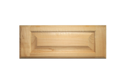 Stained 5-Piece Raised Panel Drawer Fronts - Oak