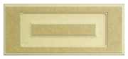 MDF Raised Panel Drawer Fronts