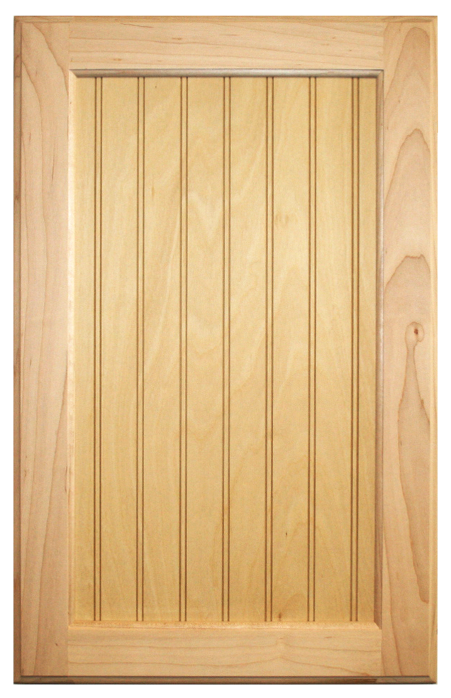 Craftsman Beaded Panel Cabinetry Cabinet Door Shown In Maple White Images Frompo