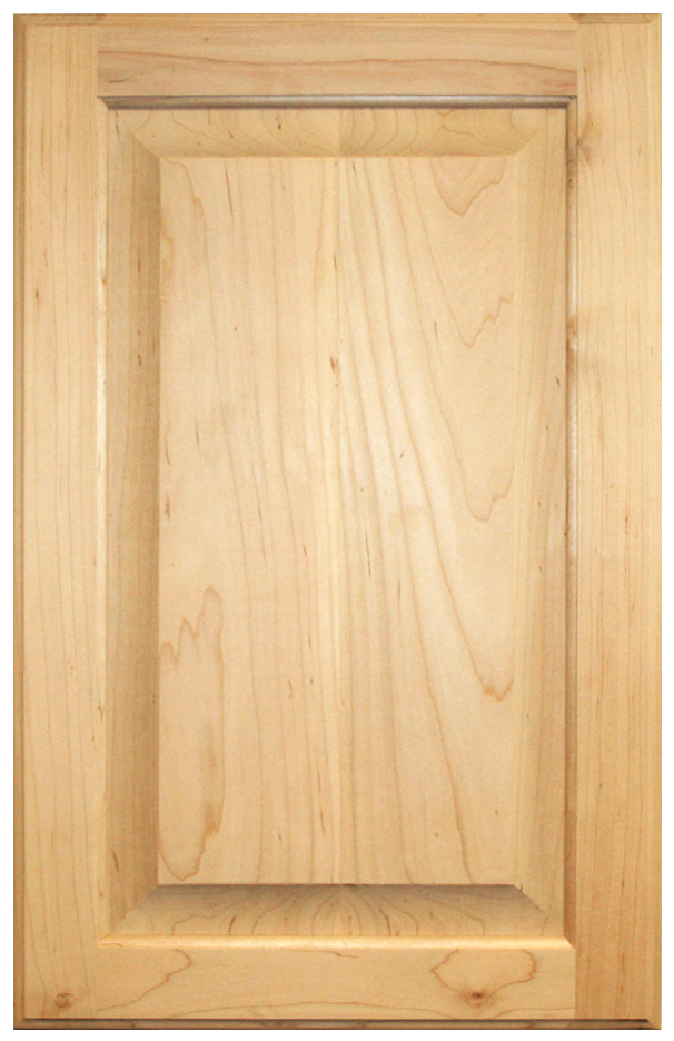 Raised Panel Door Paint Grade Maple Cabinet Door World