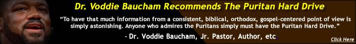 Dr. Voddie Baucham Recommends the Puritan Hard Drive