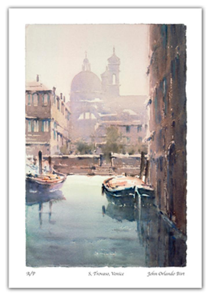 S. Trovasa, Venice