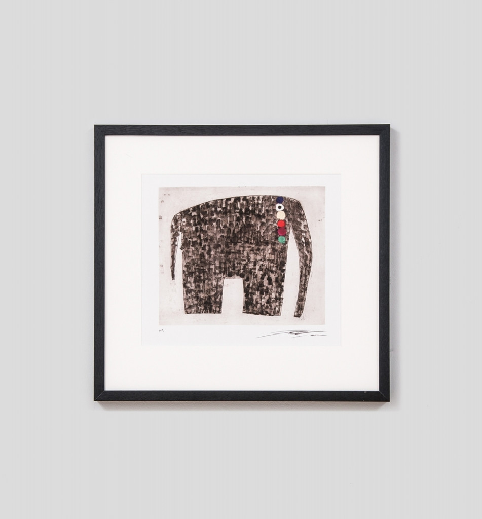 Holi Elephant 1