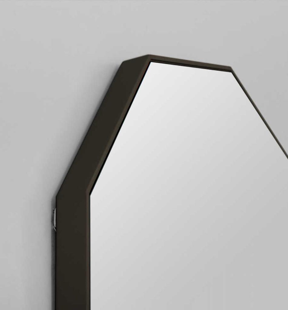 Modern Geo Flynn Mirror