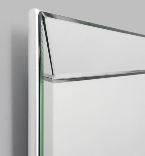 Print Decor Angle Mirror 120 x 120 and 90 x 90 cm Detail