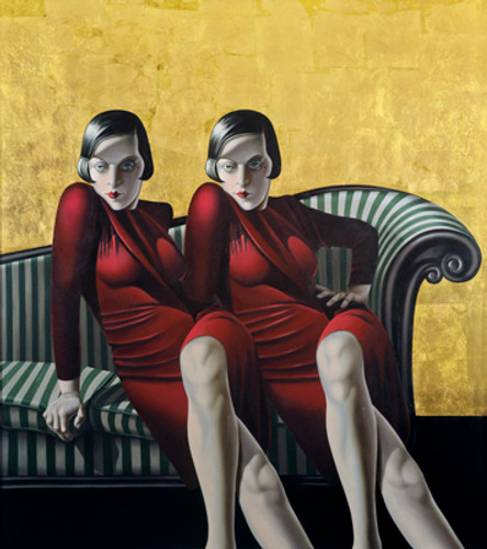 Soda Sisters by Gill Del-Mace