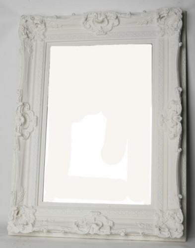 Grand Ornate White (Tall for Standing/Dressing)
