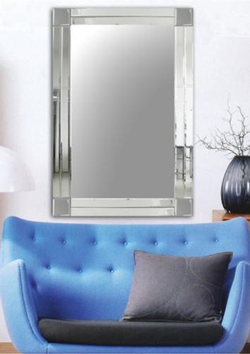 Frameless Mirror   Contemporary Budget #3 St Kilda