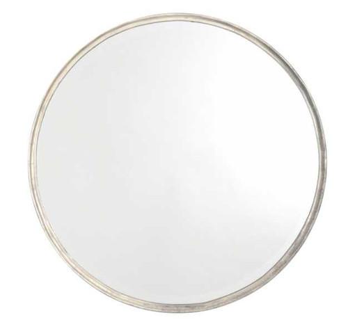 Print Decor | Simplicity Mirror in Silver