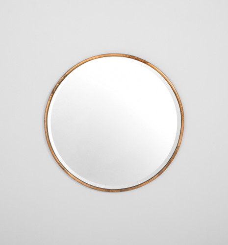 Print Decor | Simplicity Mirror Copper