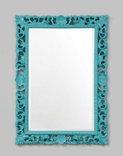 Maleficent Mirror Gloss Turquoise