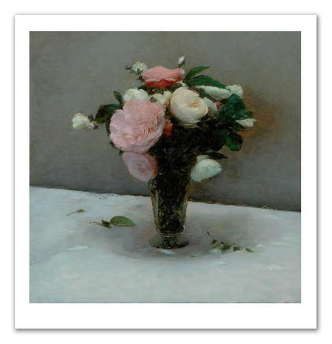 Print Decor | Old Roses  | Paul Seaton | Artwork