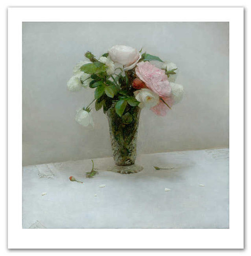 Print Decor | Austin Roses  | Paul Seaton | Artwork