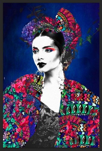 On Trend Image | The Mexican Queen | Print Decor, Melbourne