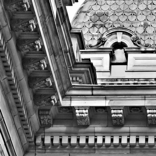Architectural 1   Wayne Gorman   Print Decor