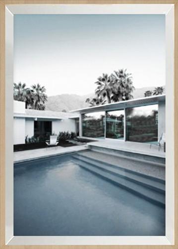 Framed Print | Palm Springs Hotel | Print Decor, Malvern