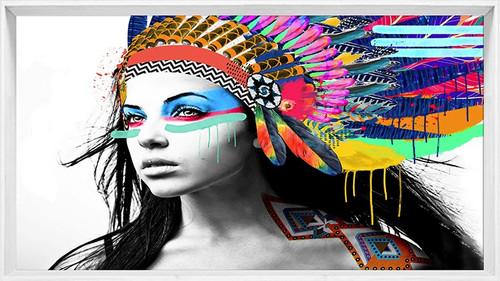 American Indian Designer Image | On Trend Decor | Print Decor Melbourne