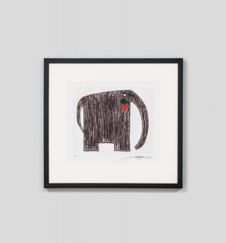 Holi Elephant 2