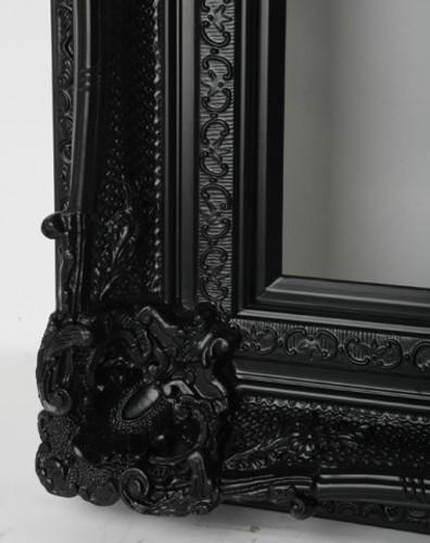 Grand Ornate Black  Frame