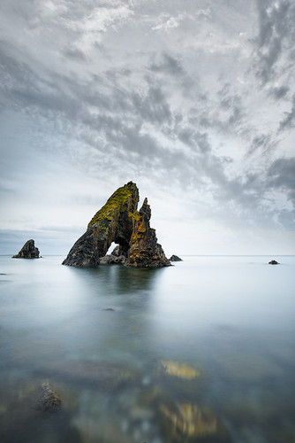 Photography | Crohy Sea Arch | Nick Psomiadis