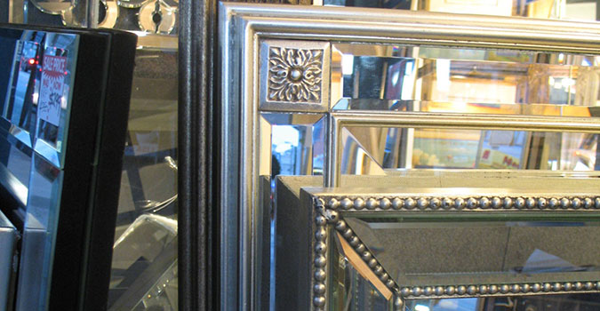 Mirrors Melbourne Stock take sale
