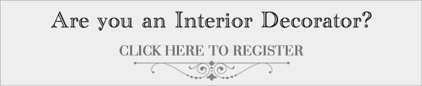 Interior designer framing design