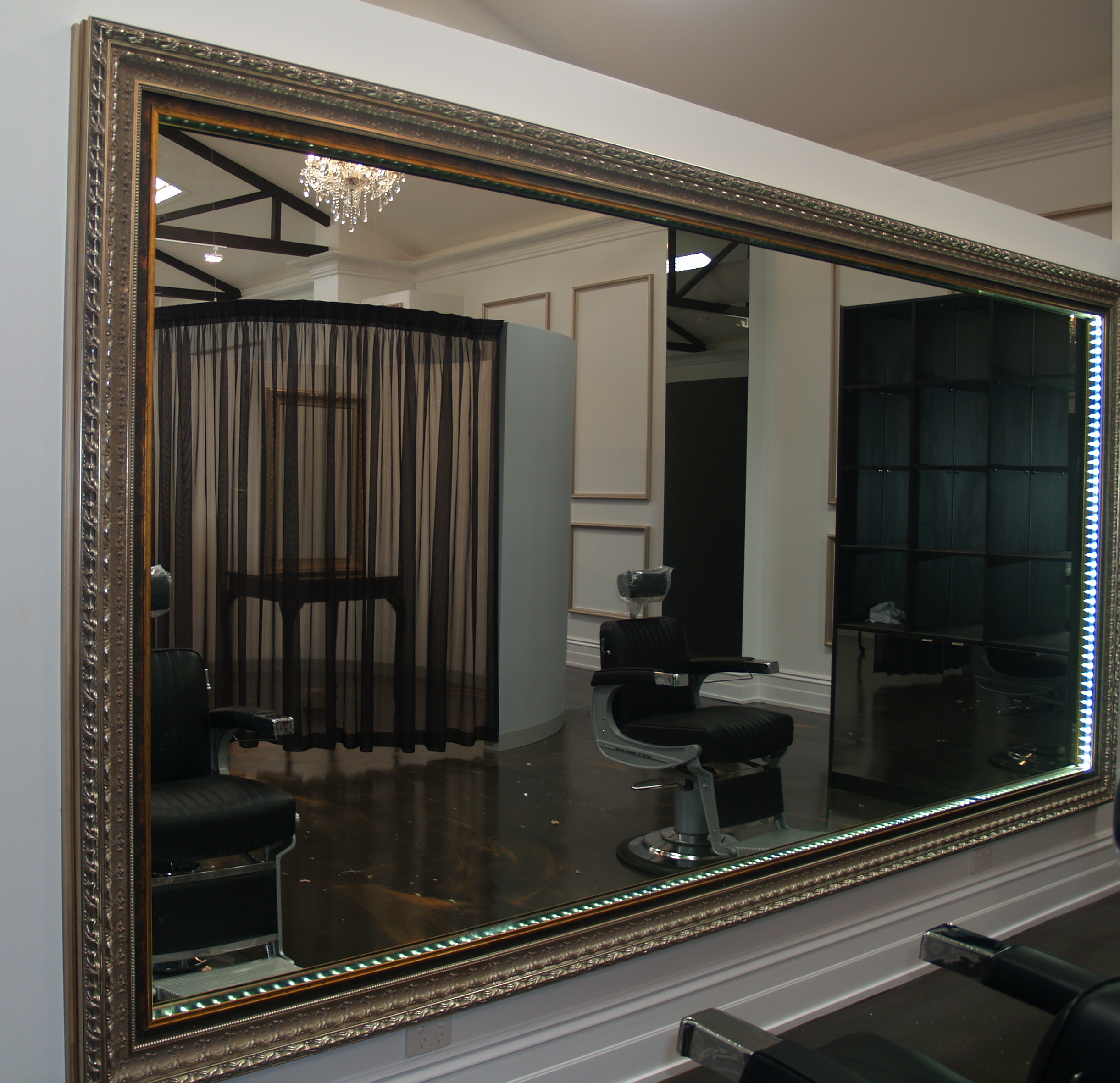 Mirror framing specialised frame and mirrors made to size for Big framed mirror