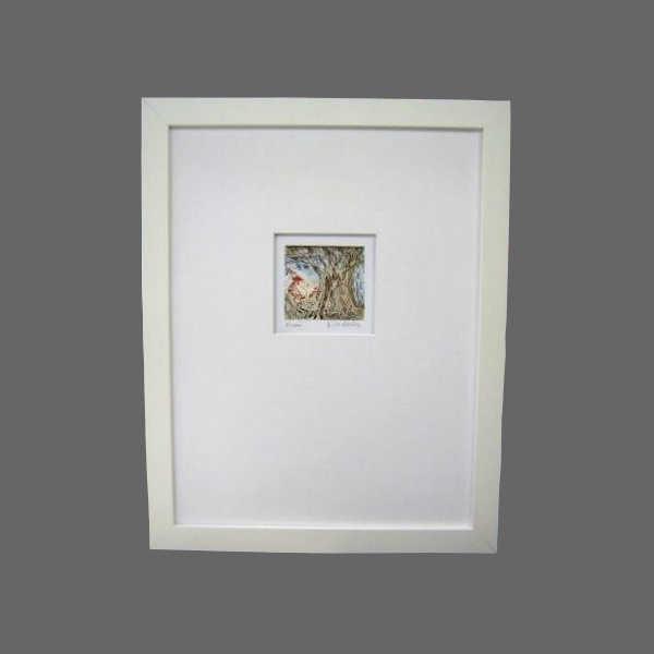 Simple White Picture Frame-Print DEcor Melbourne