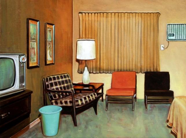 Edward Hopper, Gotfried Helnwein, Vincent Van Gogh, Steve Rosendale