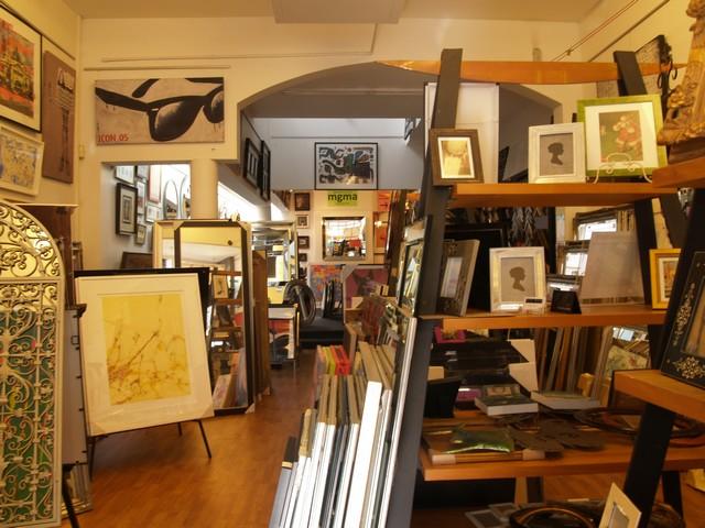 Art Gallery, Melbourne, Print Decor