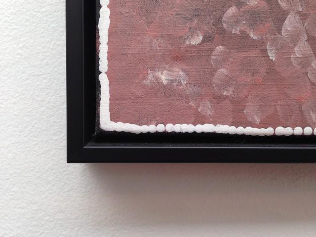 Contemporary-Modern-Framed Canvas, in modern Black Floating Frame