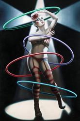 Queen of the Hoops