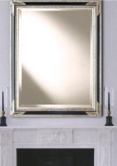Print Decor | Napoleon Black Silver