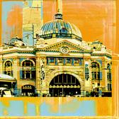 Jan Neil   Flinders Street Station