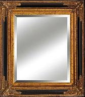 Big Ornate Mirror  Napoleon Boneparte