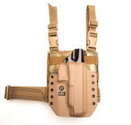 M.O.L.L.E. Defender Holster (leg rig sold separately)