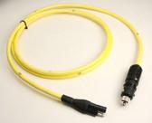 70064-Cig - Power Cable -  SAE to Cig. Plug