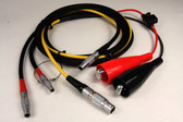"20031L - Leica GR10 to Trimmark III  Data/Power ""Y"" Cable - 6 ft."