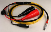 20002-D - Power Cable for 47/4800/5700/R8 Receivers - 6 ft.