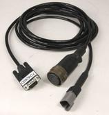 70406D - Topcon MCR-3 to Trimble SNR-930 Data/Power cable