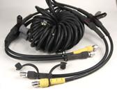 Topcon 9063-1210-15m Topcon Dual Coiled Machine Control Antenna Cable