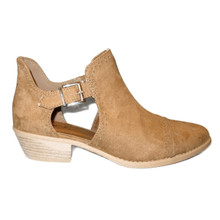 *FEATURED* Cut Out Fashion Low Heel Bootie