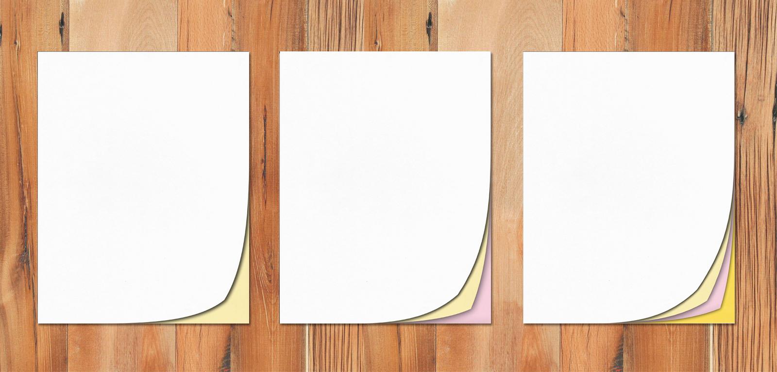 3 part carbonless paper, carbonless paper, blank carbonless paper, ncr paper, carbonless products, laser carbonless paper, carbonless form paper, carbonless paper 3 part