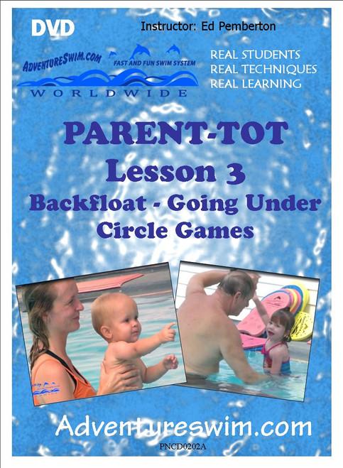 Parent/Tot Class Lesson 3