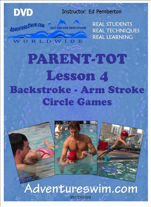 Parent Tot  Class Video - Lesson 4