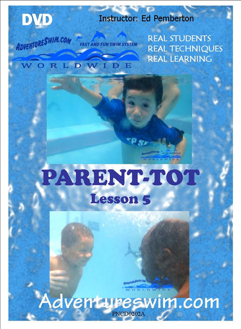 Teaching a Parent Tot Class - Lesson 5 of 5